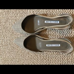 Manolo Blahnik Shoes - MANOLA BLAHNIK flats